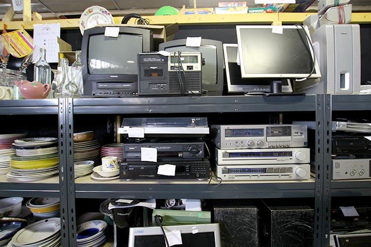 Matériel TV, Hi-Fi, ordinateurs, etc