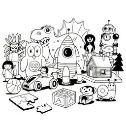 Préparez Noël ! Prochain déballage le samedi 7 décembre dédié aux jouets !