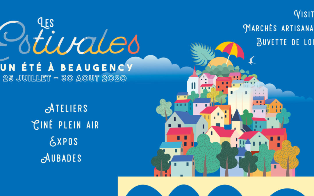 Retrouvez l'association durant les Estivales de Beaugency !