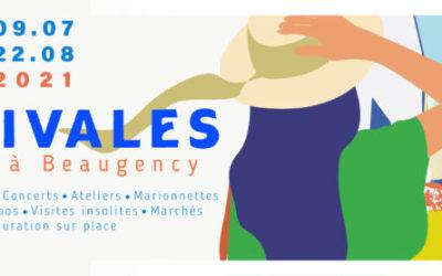 Les ateliers LigéteRiens présents aux Estivales de Beaugency